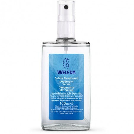 deodorante alla salvia