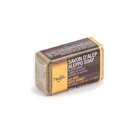saponetta d'aleppo con miele