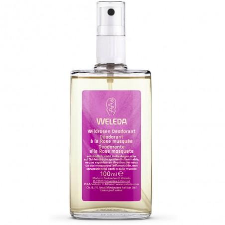deodorante alla rosa mosqueta