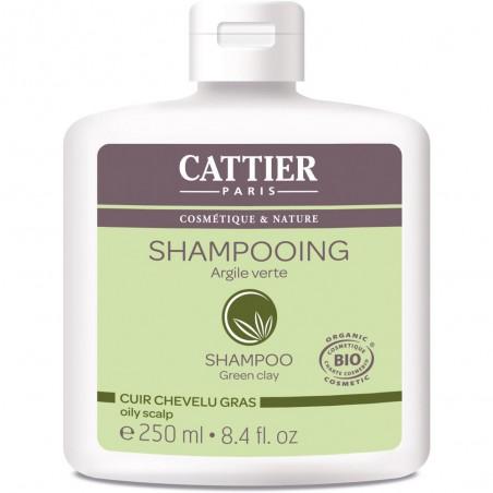 shampoo all'argilla verde