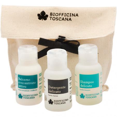 set di minitaglie biofficina toscana