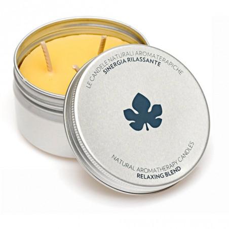 candela aromaterapica rilassante
