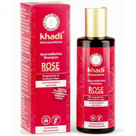 rose hair repair shampoo