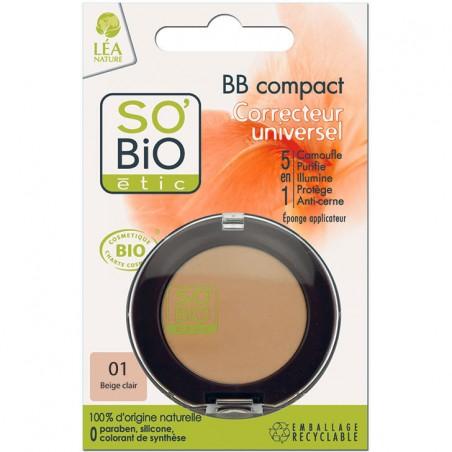 bb correttore compatto 01 beige clair