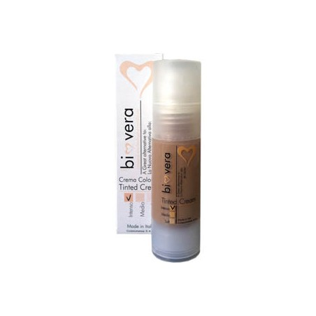 bb cream crema colorata intenso / scura