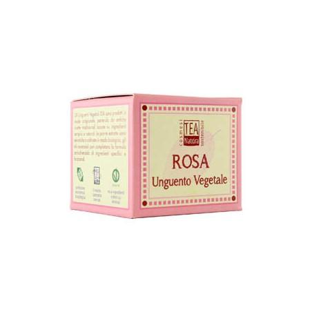unguento vegetale alla rosa