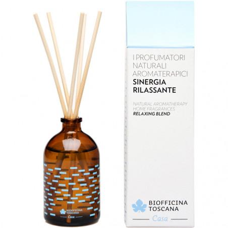 profumatore aromaterapico rilassante