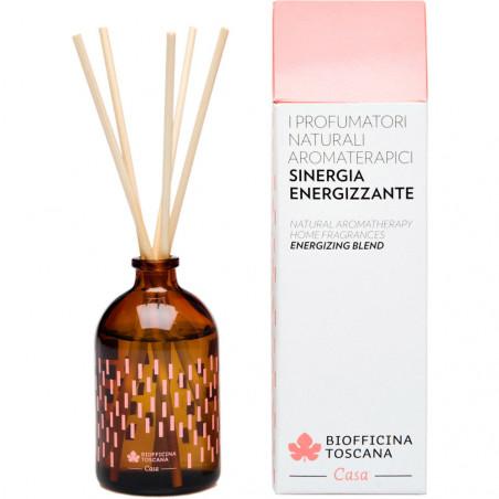 profumatore aromaterapico energizzante