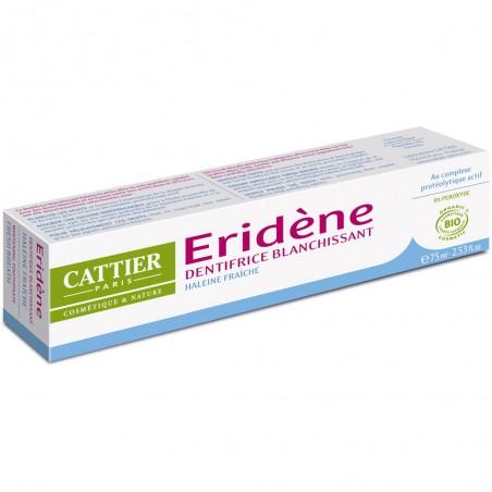 eridène dentifricio sbiancante alito fresco