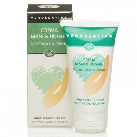 crema mani e unghie protettiva e nutriente