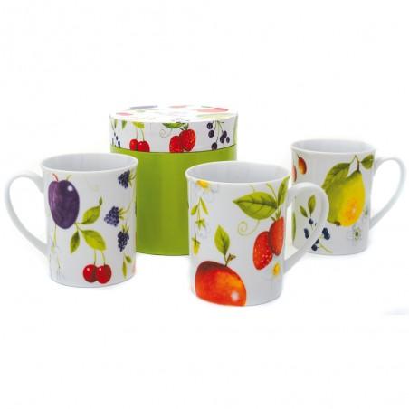mug fruit garden - pera