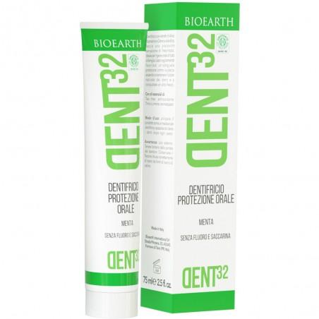 dent32 dentifricio protezione orale alla menta