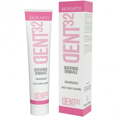 dent32 dentifricio gengivale con bergaseed