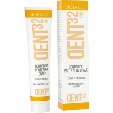dent32 dentifricio protezione orale ai chiodi di garofano