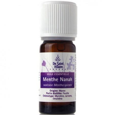 olio essenziale di menta nanah