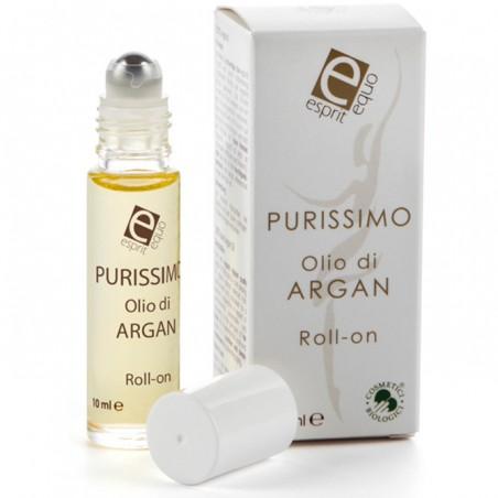 olio di argan purissimo in roll-on