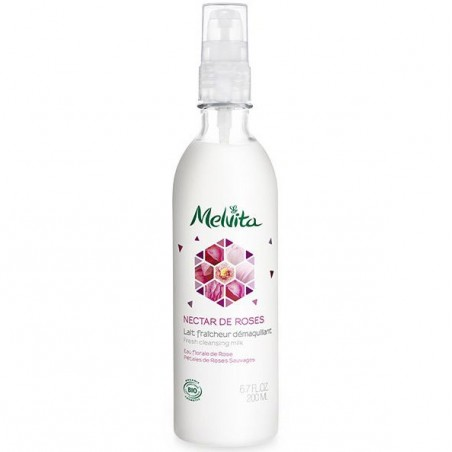 nectar de roses latte detergente