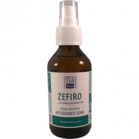 zefiro acqua aromatica antiodorante uomo