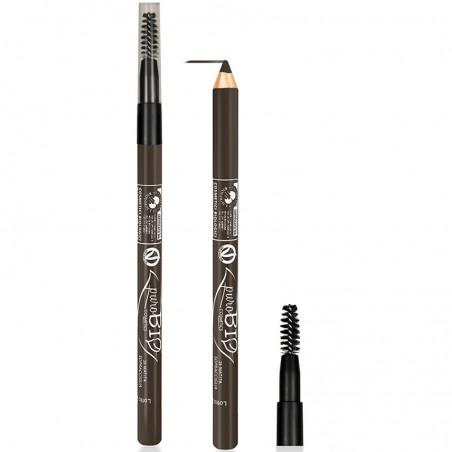matita sopraccigliare con scovolino n. 28 tortora