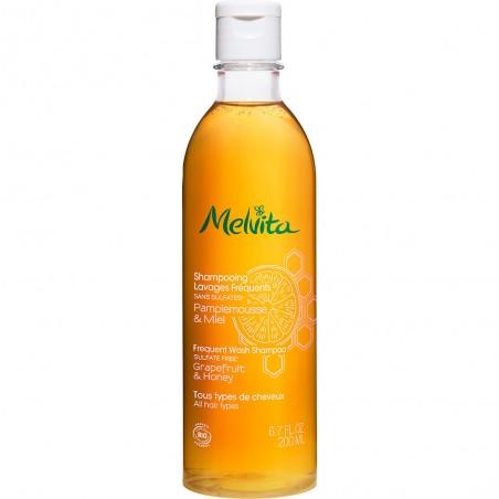 shampoo per lavaggi frequenti pompelmo e miele