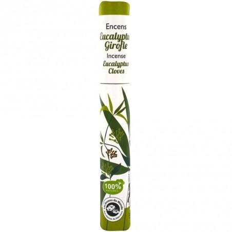 incenso eucalipto e chiodi di garofano