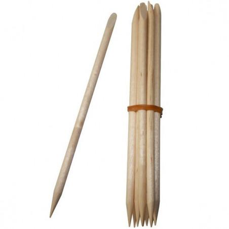 bastoncini in legno respingi cuticole