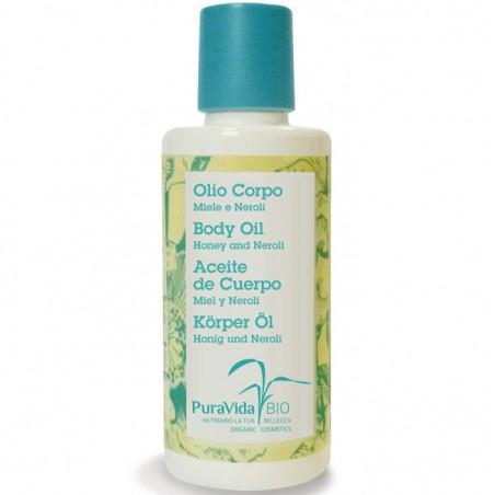 olio corpo experience miele e neroli