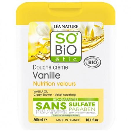 doccia crema vaniglia di tahiti
