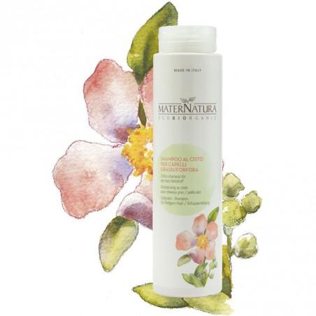 shampoo al cisto per capelli grassi o con forfora