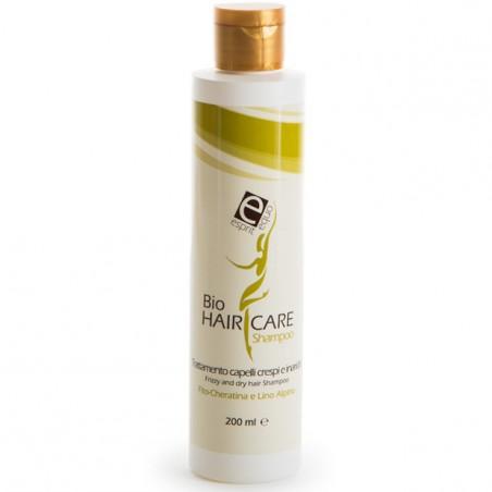 shampoo trattamento capelli crespi e inariditi