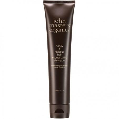 shampoo rigenerante / ultra idratante miele e ibisco