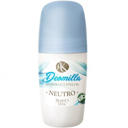 deomilla neutro bio deodorante roll on