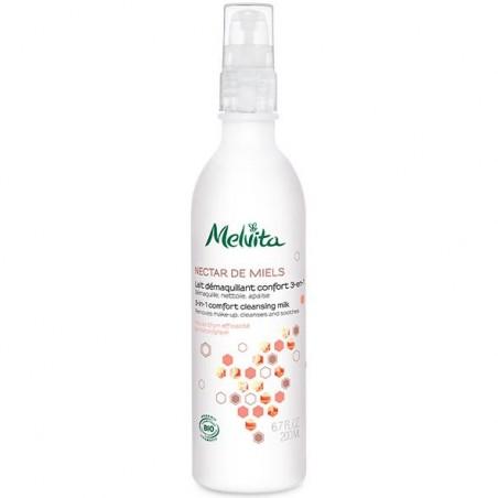 nectar de miels latte struccante comfort 3-in-1
