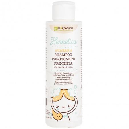 shampoo purificante pre-tinta avatara