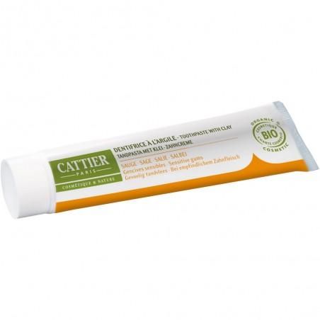 dentifricio dentargile alla salvia
