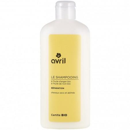shampoo réparation capelli secchi e danneggiati