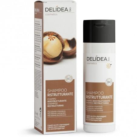shampoo ristrutturante macadamia e mandorla