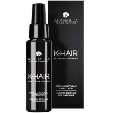 cristalli naturali capelli mori k-hair