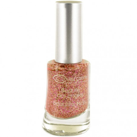 smalto per unghie 813 glitter or rose