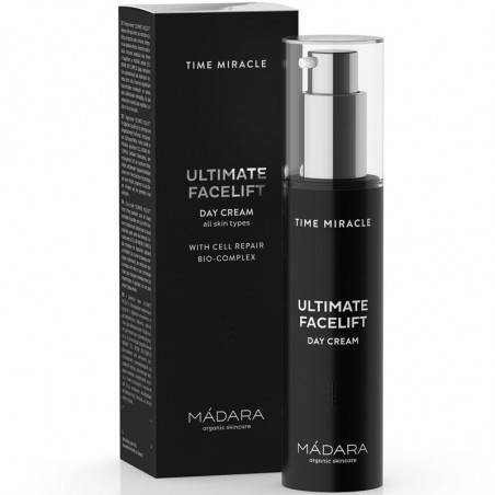 crema giorno time miracle ultimate facelift