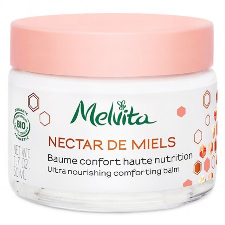 balsamo comfort ultra nutriente nectar de miels