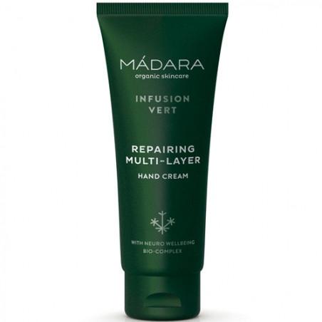 crema mani infusion vert riparatrice multi-layer