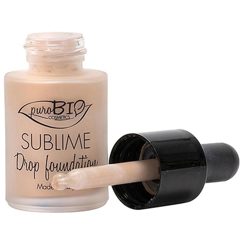 Fondotinta sublime drop 02 - PuroBio