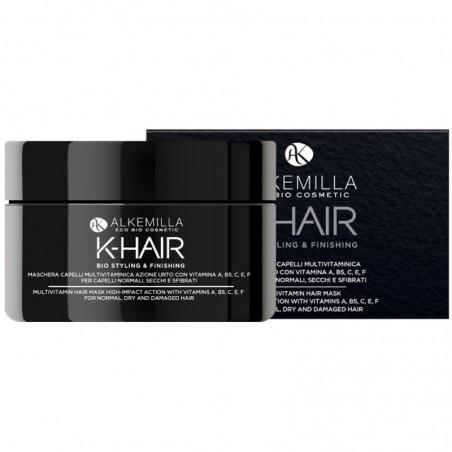 maschera capelli multivitaminica k-hair