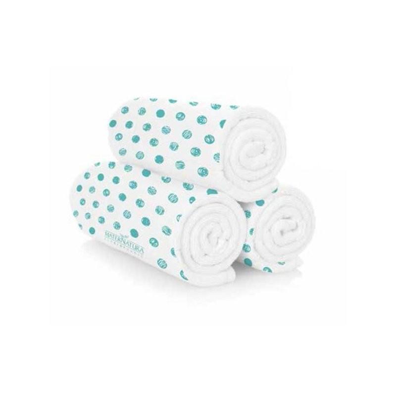 MaterNatura Asciugamano per capelli