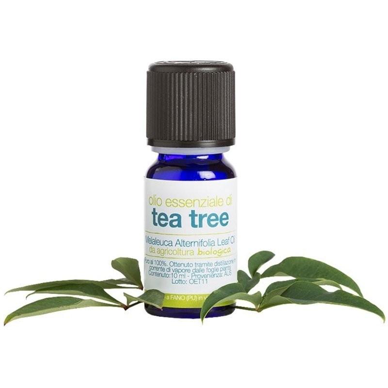 La Saponaria Olio essenziale di tea tree bio 10 ml
