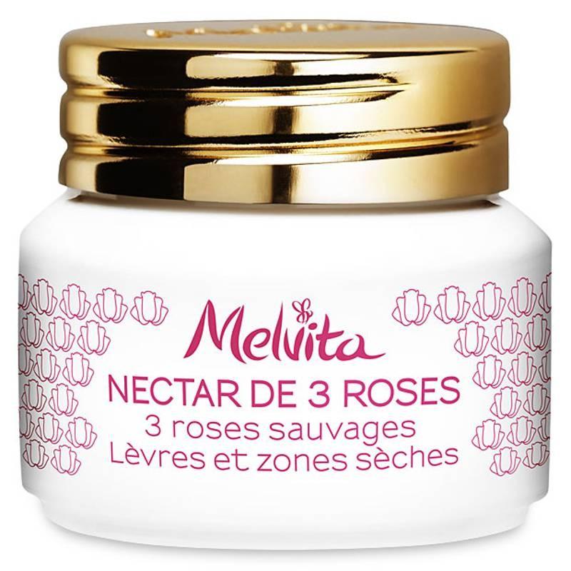 Melvita Balsamo multiuso alla rosa bio nectar de roses
