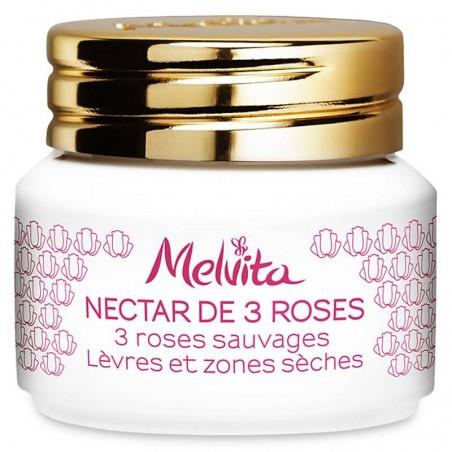 balsamo multiuso alla rosa bio nectar de roses