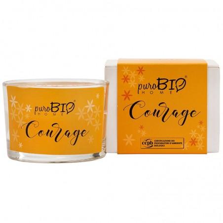 candela biologica courage