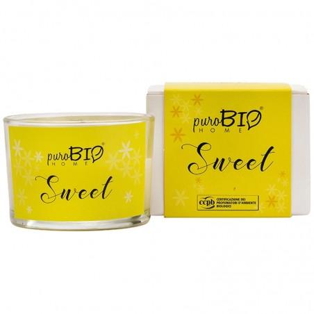 candela biologica sweet